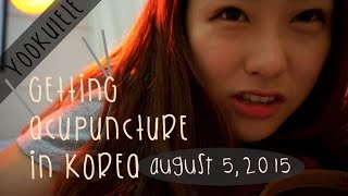 Acupuncture, Cooking Korean Bibimmyeon, and More!
