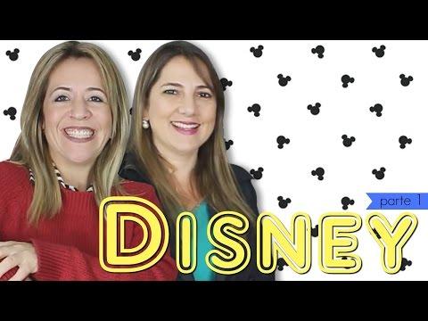 Dicas Disney Parte 1   Feat. Teacher Iamara