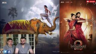 Baahubali 2 poster discussion by BollyFools