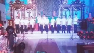 Pasko Na by Holy Rosary Choir