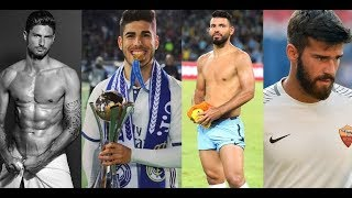 HOTTEST SOCCER PLAYERS WORLD CUP 2018