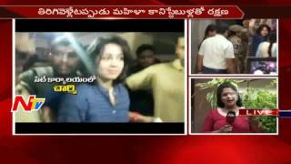 SIT Investigation Ends: Charmi Denies  to Give Blood Samples || Drugs Case || NTV