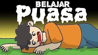 Kartun Lucu - Belajar Puasa - Wowo dan Teman - teman - Animasi Indonesia - Kartun Horor