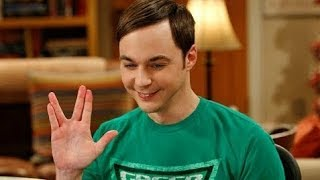 Sheldon Cooper Bloopers - The Big Bang Theory