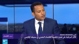 تقرير البنك الدولي المتعلق بمناخ الأعمال وأثره على تعزيز تنافسية الاقتصاد المغربي