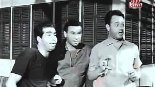 فيلم العزاب الثلاثة سعاد حسني حسن يوسف نسخة كاملة 1964