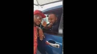 Watch Yul Edochie/Chigozie Atuanya singing Fela's song.