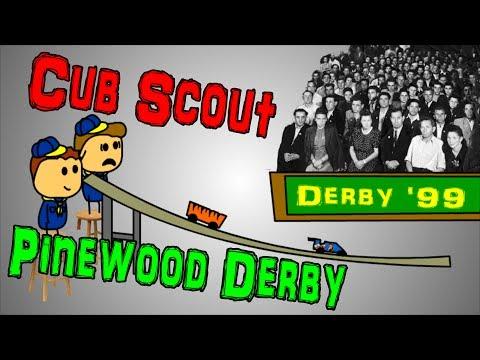 Brewstew Pinewood Derby