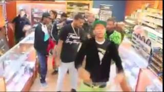 StuBoyBlue Ft. CashBoiTaxx - Famous GangBanger [Offical Music Video] (Shot By Mack Visions)