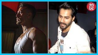 Tiger Looks Fierce In His New Look   Varun Dhawan's Female Fan Harassing Him?