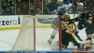 St. Louis Blues vs. Boston Bruins David Backes Last Second Goal