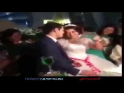 Xxx Mp4 فى يوم الدخلة عريس يتعدى على عروستة امام المعازيم بسبب هزارها معاه 3gp Sex