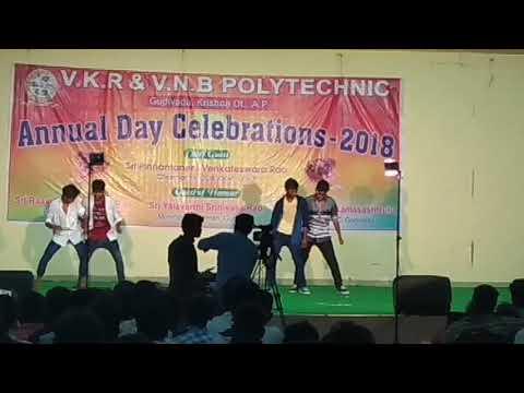 Xxx Mp4 Vkr And Vnb Civil Dance In Annual Day 2018 3gp Sex