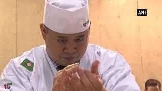 Malaysian chef wins World No.1 Sushi chef title