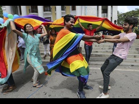 Xxx Mp4 Days Of Lot India Legalizes Sex With Animals Gay Sex Overturning Law Section 377 3gp Sex