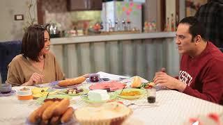 """سر رواية """"متحورش عشان متهورش """" !؟ 😂.. كواليس تصوير مسلسل يوميات زوجة مفروسة  - Youmyat Zoga Mafrosa"""