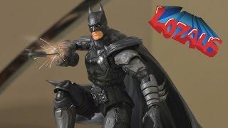 BATMAN STOP MOTION Action Video PART 1 TRAILER