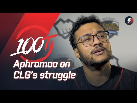 Xxx Mp4 Aphromoo On CLG's Leadership Troubles Being The Moodsetter Of The Team And The New Liandry S 3gp Sex