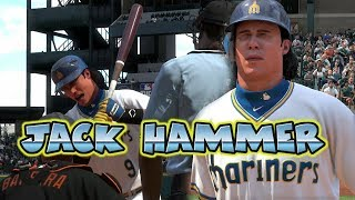 MLB The Show 18 Jack Hammer Road to The Show Shortstop Mariners vs Baltimore Orioles MLB 18 RTTS
