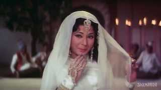 Aaj Hum Apni   Meena Kumari   Raj Kumar   Pakeezah   Ghulam Mohammed   Old Hindi Song HD
