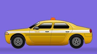 Tokyo Taxi | vehicle arrangement | uses of street vehicles for children