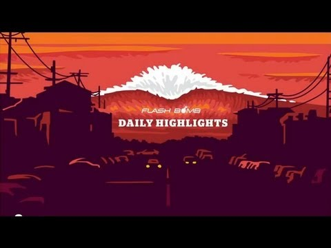Day 3 Highlights - Rip Curl Pro Search 2011