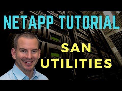 Xxx Mp4 NetApp SAN Utilities Tutorial MPIO DSM SLM And Host Utilities 3gp Sex
