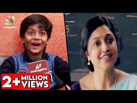 I don't like KANNAMMA song : Raghavan Interview on Power Pandi Movie   Sija Rose