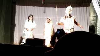 বুধবাৰী ৰাস  কংস- ৰীদিপ দত্ত বসুদেৱ-বিশ্ব জিৎ হাজৰীকা