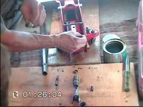 Подкатный домкрат ремонт своими руками
