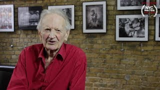 95 year old photography amateur, Fred - Londoner #254