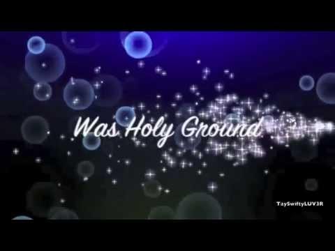 Taylor Swift - Holy Ground Lyrics