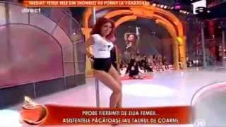 Ana Mocanu Dans Erotic Incendiar Fata de la miezul noptii HD