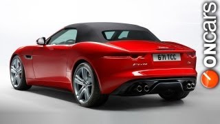 Jaguar F-Type bookings to open on April 20, 2013
