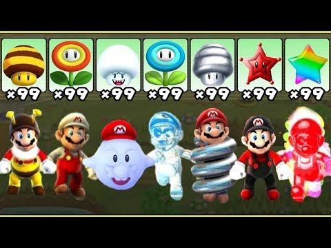 Xxx Mp4 Super Mario Galaxy All Power Ups 3gp Sex