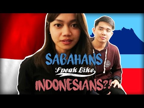 GET IT RIGHT (Ep9) | Sabahans Speak like Indonesians (w/Fathia Izzati) | AdamShamil