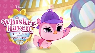 Chowing Down | Whisker Haven Tales with the Palace Pets | Disney Junior
