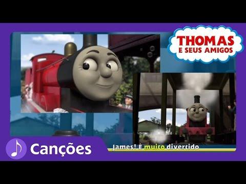Cante com Thomas e Seus Amigos Tema de Thomas e Seus Amigos