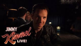 Benedict Cumberbatch Tries New Names