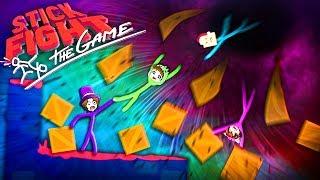 DAS SCHWARZE LOCH! | Stick Fight: The Game