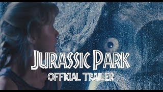 Jurassic Park - Theatrical Trailer HD 1080p