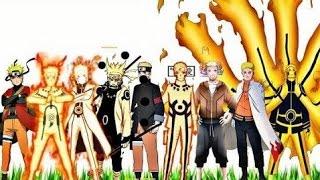 Naruto-Top 30-20-10 Strongest Naruto Uzumaki Forms (Naruto Shippuden,The Last,Gaiden,Boruto Movie)