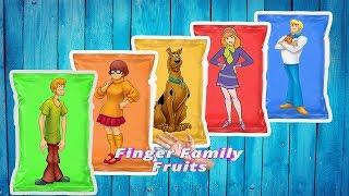Wrong Heads Scooby Doo Finger Family Song for Kids  Finger Family