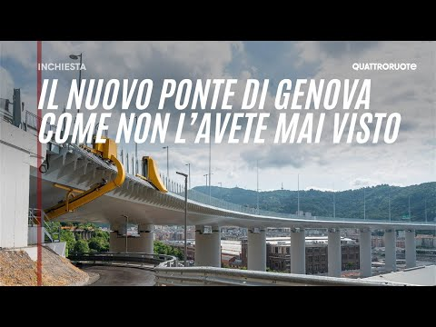 I segreti di Ponte San Giorgio Genova