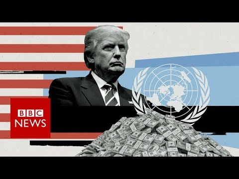 Xxx Mp4 Does America Pay Too Much To The UN BBC News 3gp Sex