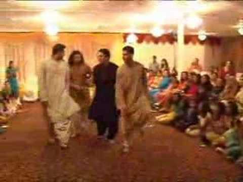Seher s Mehndi Dance