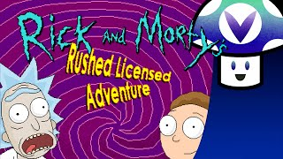 [Vinesauce] Vinny - Rick and Morty's Rushed Licensed Adventure