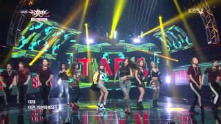 T-ara 티아라  - Sugar Free (BigRoom Ver.) LIVE COMPILATION (CD Music) [HD]