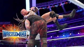 Bray Wyatt vs. Randy Orton - WWE Title Match: WrestleMania 33 (WWE Network Exclusive)