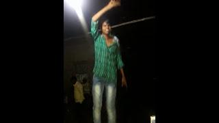 Lakshmi puja dance party Rajesh Raju ravi nishad(2)